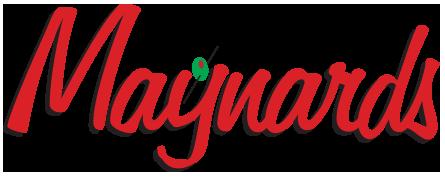 Maynards Restaurant – Rogers, MN Logo